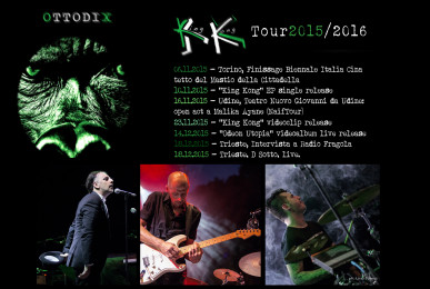 News-King Kong singolo e tour ottobre