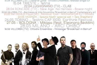 OTTODIX 2016tour